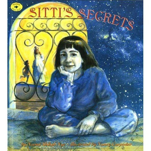 Sitti's Secrets - (Aladdin Picture Books) by  Naomi Shihab Nye (Paperback) - image 1 of 1
