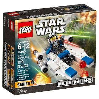 LEGO® Star Wars™ U-Wing™ Microfighter 75160