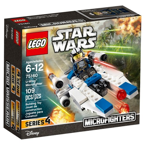 LEGO® Star Wars™ U-Wing™ Microfighter 75160 - image 1 of 10