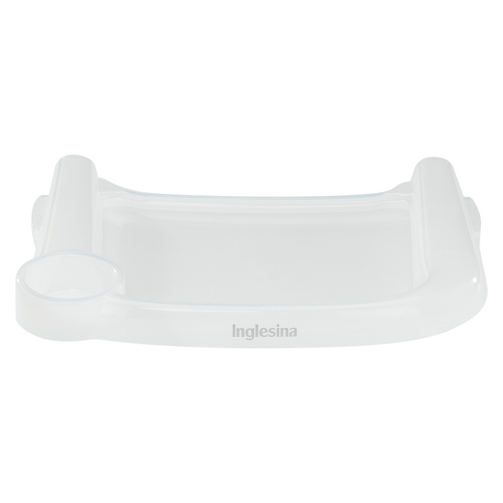 Inglesina Fast Table Dining Tray - Clear, Transparent