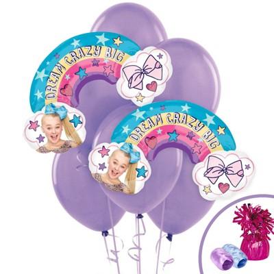 Birthday Express Jojo Siwa Jumbo Balloon Bouquet