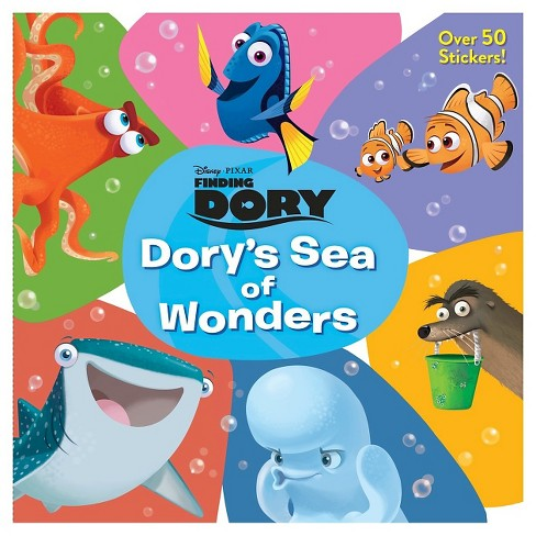 DORY'S SEA OF WONDERS (Finding Dory) by Disney Enterprises Inc - image 1 of 1