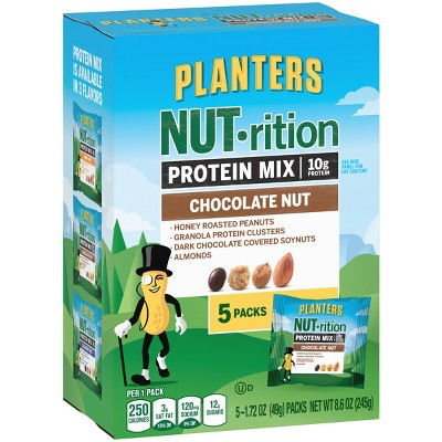 Trail Mix: Planters NUT-rition