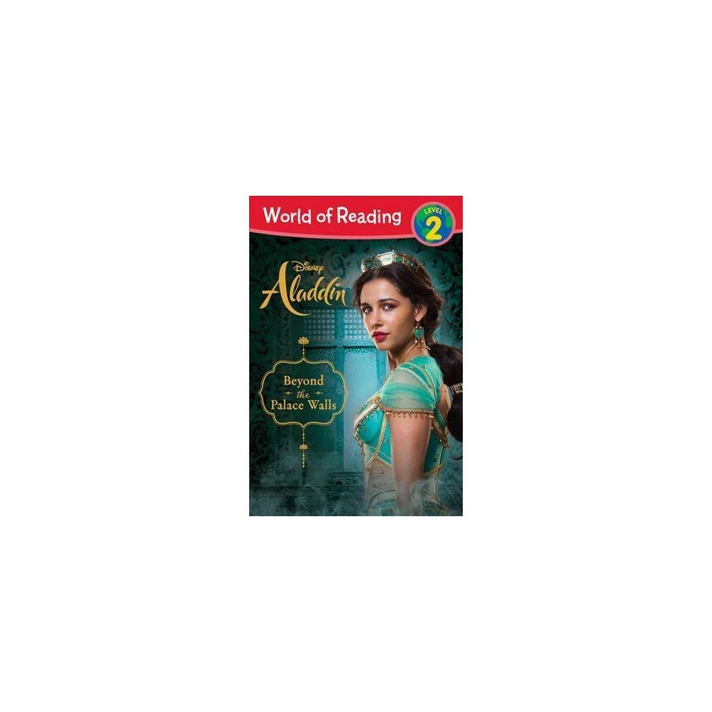 Aladdin - (World of Reading) (Paperback)