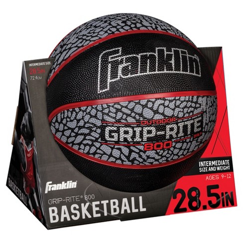 Basket Ball Franklin Sports Red - image 1 of 1