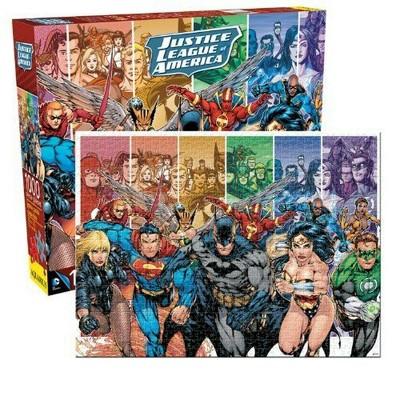 NMR Distribution DC Comics Justice League 1000 Piece Jigsaw Puzzle