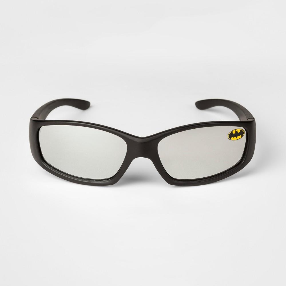 Boys' Batman Sunglasses with Case - Black