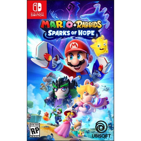 Mario + Rabbids: Sparks of Hope - Nintendo Switch - image 1 of 4