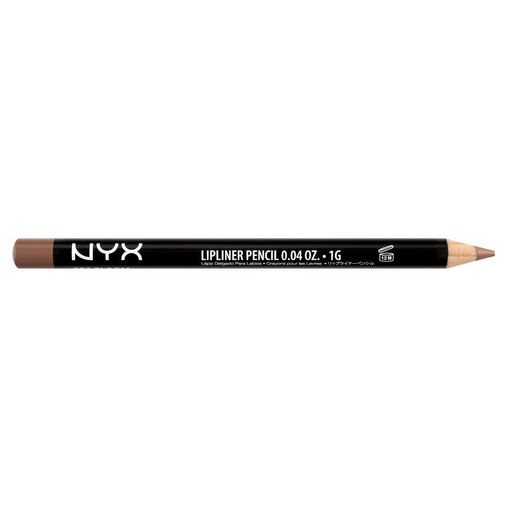 Nyx Slim Lip Pencil Nude Beige 0.04oz