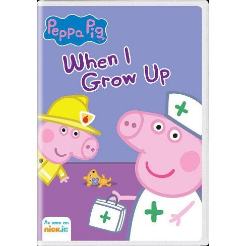 Peppa Pig: When I Grow Up (DVD) - image 1 of 1