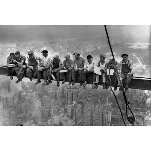 Art.com - Lunch Atop a Skyscraper c.1932 - image 1 of 2