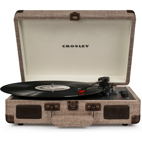 Crosley Cruiser Deluxe Turntable - image 1 of 4