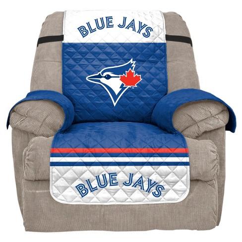 Pleasant Mlb Toronto Blue Jays Recliner Slipcover Creativecarmelina Interior Chair Design Creativecarmelinacom
