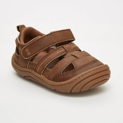 Baby Boys' Surprize by Stride Rite Neville Sneakers - Brown 5