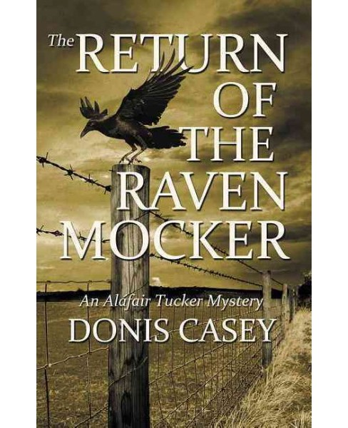 Return of the Raven Mocker (Paperback) (Donis Casey) - image 1 of 1