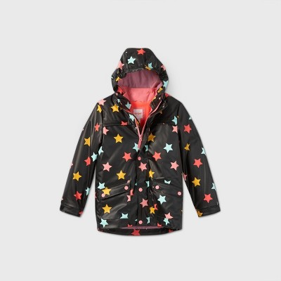 Girls' 3-in-1 Rain Jacket - Cat & Jack™