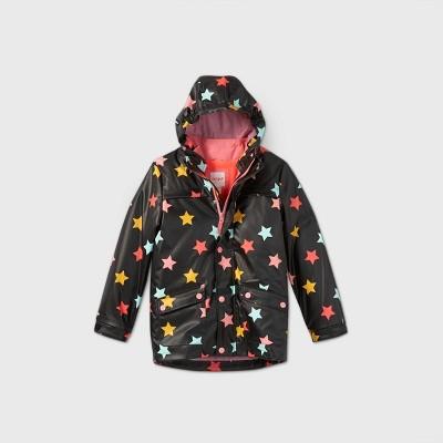 Girls' 3-in-1 Rain Jacket - Cat & Jack™