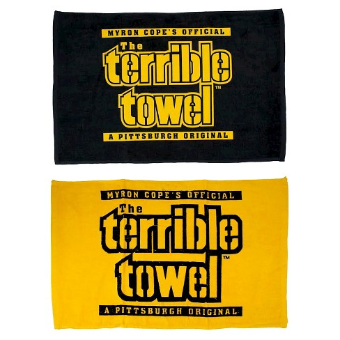 NFL Pittsburgh Steelers Terrible Towel Combo Pack - image 1 of 1