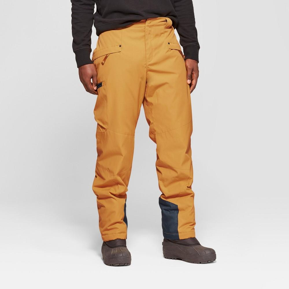 Men's Ski Pants - C9 Champion Nugget Gold L