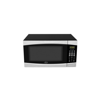 Oster 1.4 cu ft Microwave Oven - Silver