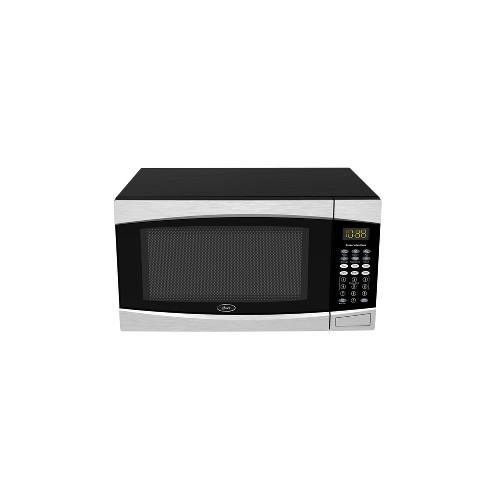 Oster 1 4 Cu Ft Microwave Oven Silver