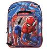 "Marvel Spider-Man 16"" Kids' Deluxe Backpack Set - 7pc - image 3 of 4"