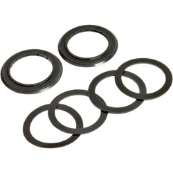 NEW Wheels Manufacturing 0.6mm Aluminum Chainring Spacer Bag//20