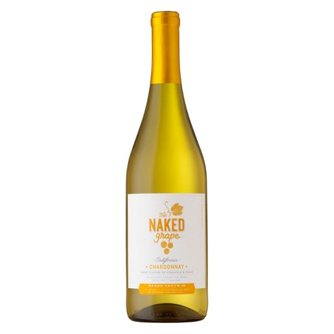 The Naked Grape Chardonnay - 750ml Bottle - image 1 of 2