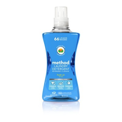 method Fresh Air Laundry Detergent - 53.5 fl oz