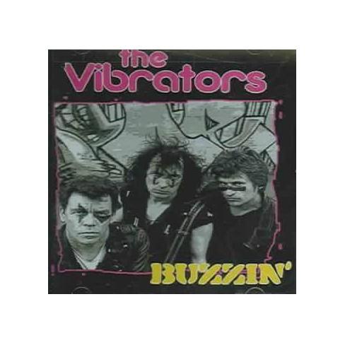 Vibrators (The) - Buzzin' (CD) - image 1 of 1