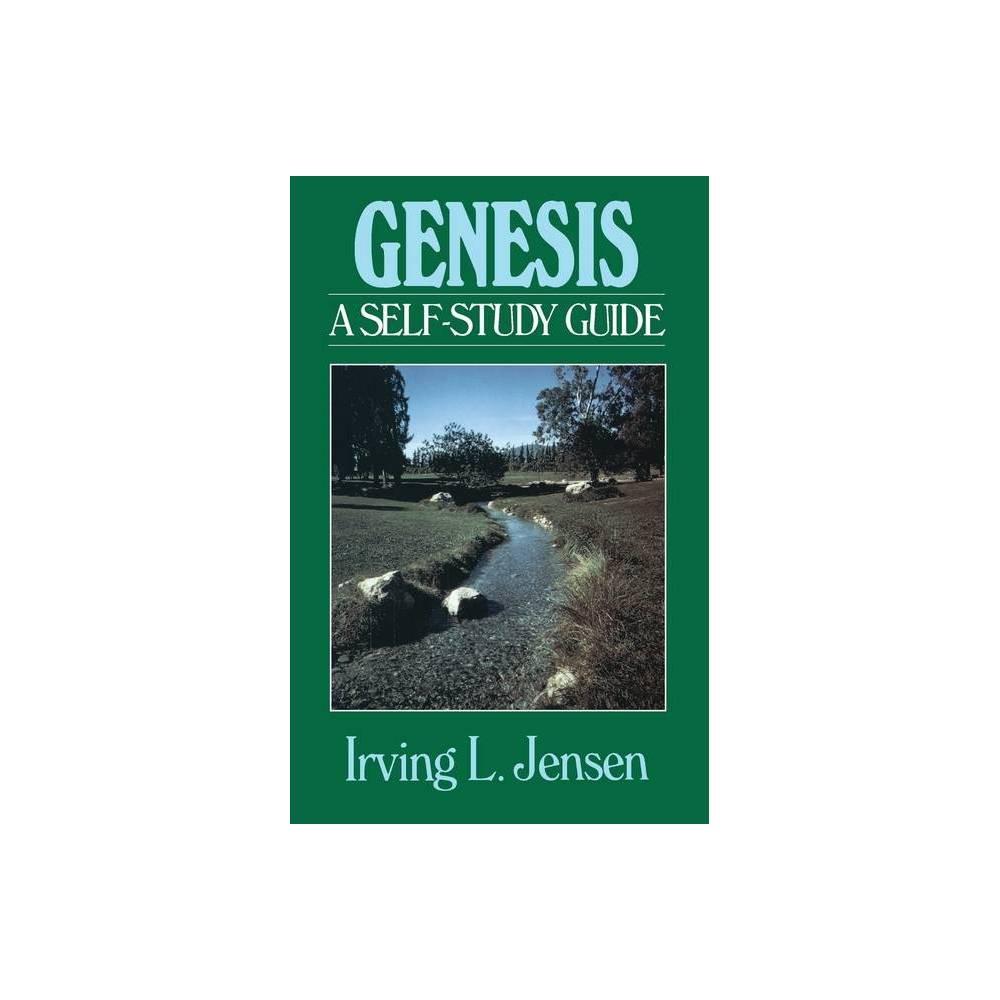 Genesis Jensen Bible Self Study Guide Jensen Bible Self Study Guide By Irving L Jensen Paperback