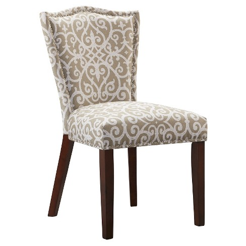 Gally Dining Chair - Taupe (Set of 2) - image 1 of 6