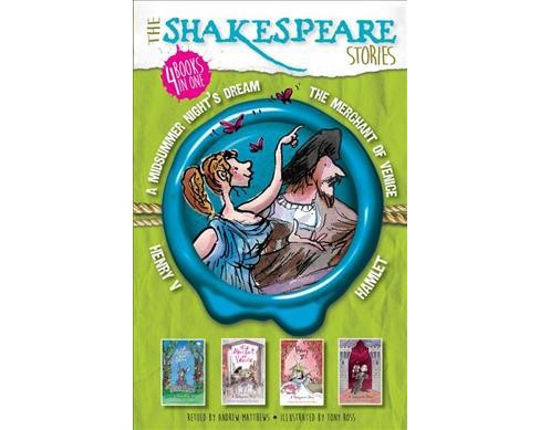 Shakespeare Stories : Henry V/A Midsummer Night's Dream/The Merchant of Venice/Hamlet (Combined) - image 1 of 1