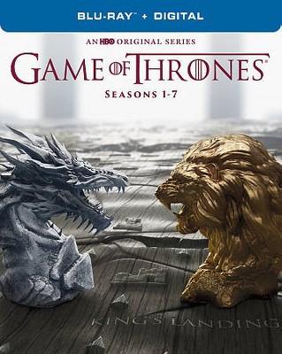 Game Of Thrones:Season 1-7 (Blu-ray)
