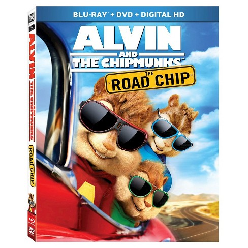 Alvin and the Chipmunks: The Road Chip (Includes Digital Copy) (Blu-ray/DVD) - image 1 of 1