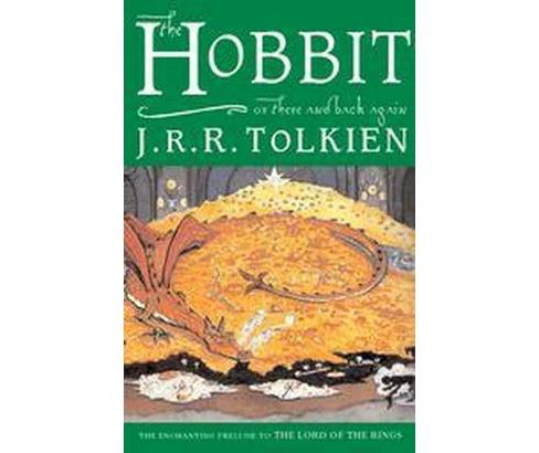 Hobbit : Or There and Back Again (Paperback) (J. R. R. Tolkien) - image 1 of 1