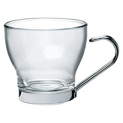 Bormioli Rocco Oslo Espresso Cup 3.5oz Set of 4