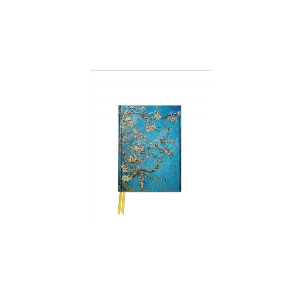 Almond Blossom by Van Gogh Foiled Pocket Journal (Hardcover)