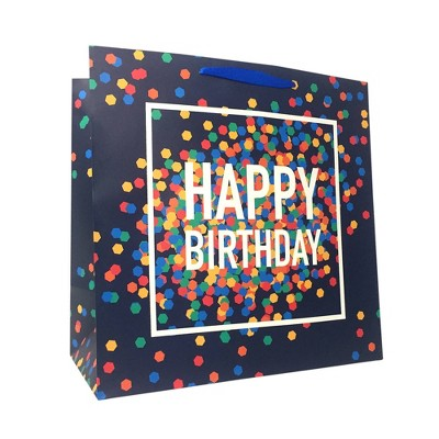 """Happy Birthday"" Large Gift Bag - Spritz™"