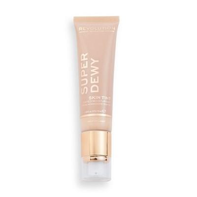 Makeup Revolution Superdewy Tinted Moisturizer - Medium - 0.85 fl oz