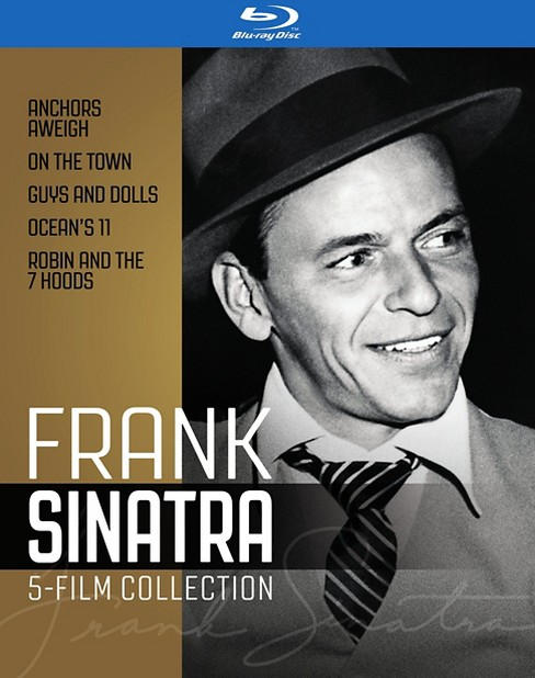 Frank Sinatra Collection [5 Discs] (Blu-ray) - image 1 of 1