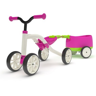 Chillafish Quadie + Trailie Grow With Me Ride-On