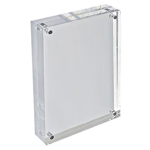 "Azar 8.5"" x 5.5"" Vertical/Horizontal Acrylic Block Frame - image 1 of 1"
