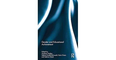 Gender and Educational Achievement (Hardcover) - image 1 of 1