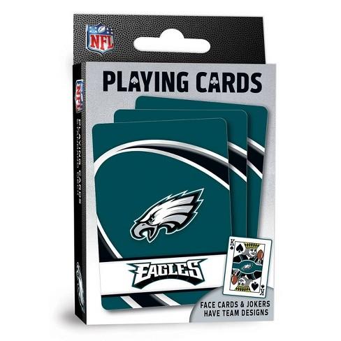 NFL Philadelphia Eagles Playing Cards - image 1 of 3