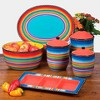 Certified International Tequila Sunrise Canisters Set of 3 - image 2 of 2