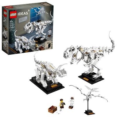 LEGO Ideas 21320 Dinosaur Fossils Building Kit 910pc