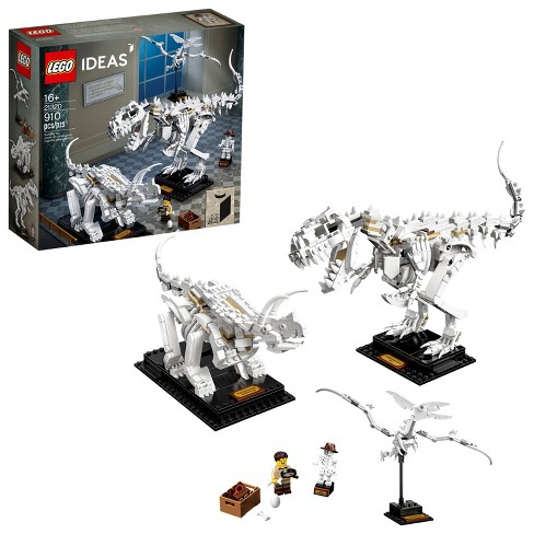 LEGO Ideas 21320 Dinosaur Fossils Building Kit 910pc - image 1 of 4
