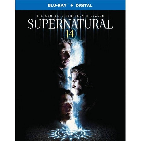 Supernatural: The Complete Fourteenth Season (Blu-ray) - image 1 of 1