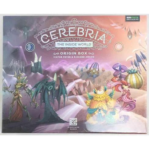 Cerebria - The Inside World (Origin Box) Board Game - image 1 of 1